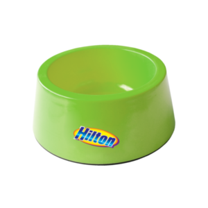 Hilton_miska_zielona_antyposlizgowe_melamina_540ml_dla_psa