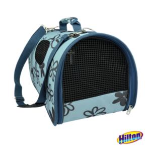 Hilton transporter niebieski dla psa lub kota
