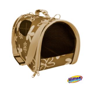 Hilton transporter brązowy dla psa lub kota