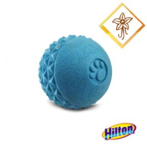 Hilton piłka zapachowa dla psa niebieska