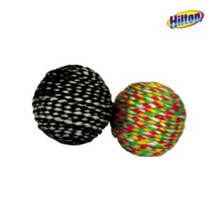Hilton piłki ze sznurka zabawka dla kota