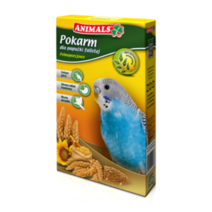 Animals food for little parrots 500g