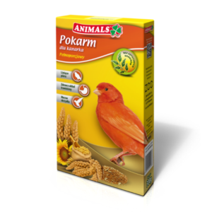 Animals pokarm dla kanarka