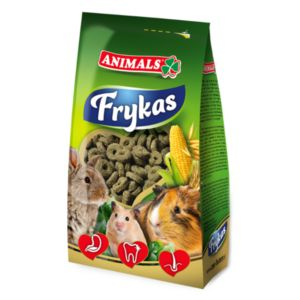 Animals frykas