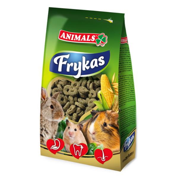 Animals frykas przysmak dla gryzoni