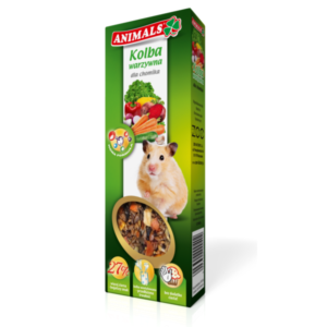 Animals kolba warzywna dla chomika