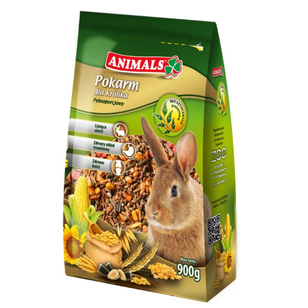 Animals pokarm dla królika