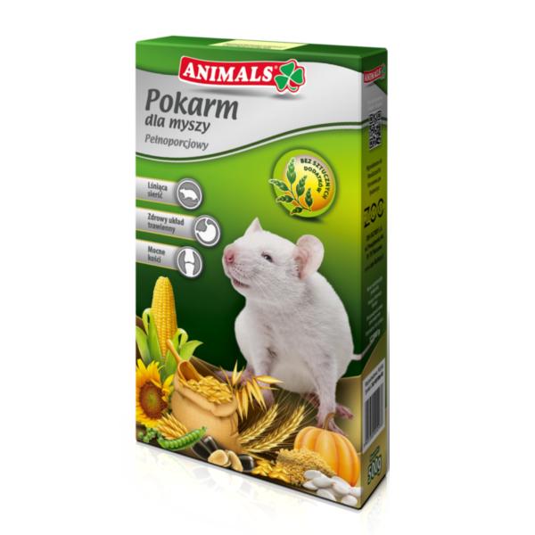 Animals pokarm dla myszy