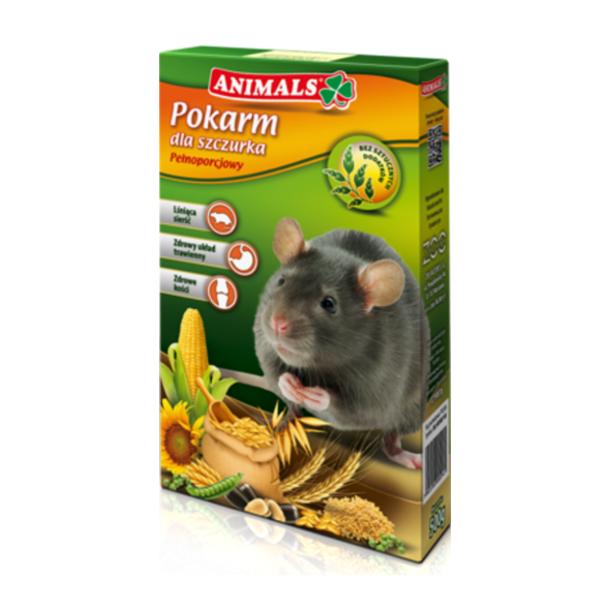 Animals pokarm dla szczurka