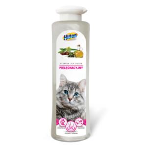 Hilton szampon pielęgnacyjny dla kotów