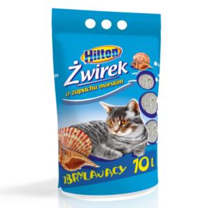 Hilton Standard żwirek bentonitowy morski dla kota