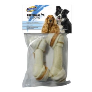 Hilton_knotted_white_bone_with_dreid_meat_for_dog