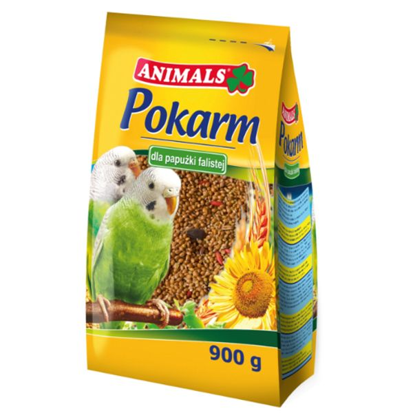 Animals food for little parrots