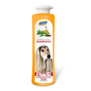 Hilton shampoo for long-haired dogs