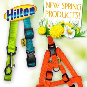 HILTON NEW  SPRING PRODUCTS!