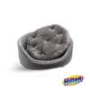 Hilton legowisko szare wyjmowana poduszka
