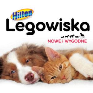 HILTON legowiska dla psów i kotów