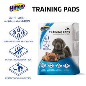HILTON traning pads for dogs